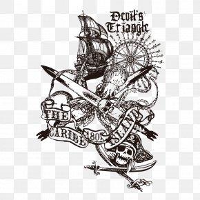 Europe Vector Skull Print - T-shirt Printmaking Euclidean Vector Clip Art PNG