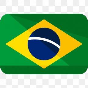 Brazil Flag - Flag Of Brazil The World Factbook United States PNG