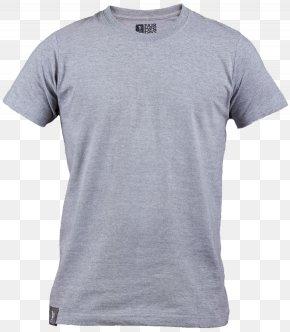 Grey T-Shirt - T-shirt Polo Shirt Clothing PNG