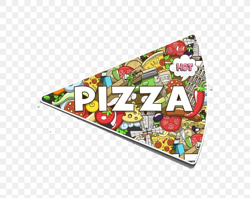 Pizza Italian Cuisine Drawing Royalty-free, PNG, 650x650px ...