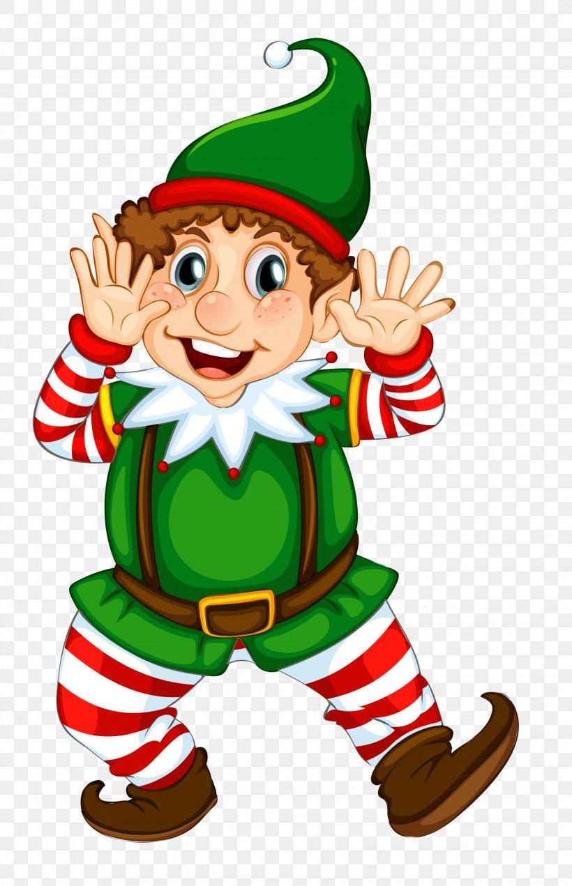 Santa Claus Christmas Ornament Christmas Elf Clip Art, PNG ... (820 x 1271 Pixel)