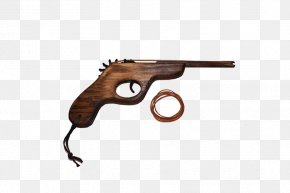 Toy - Trigger Pistol Firearm Toy Weapon PNG