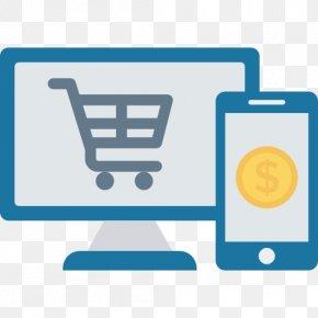 E Commerce Icon - Behavioral Retargeting Web Page E-commerce Internet World Wide Web PNG