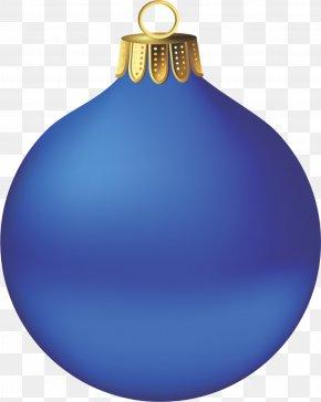Christmas Big Promotion - Christmas Ornament Candy Cane Blue Christmas Clip Art PNG