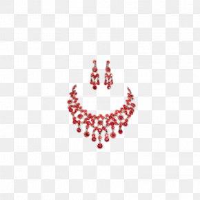 Ruby Jewellery - Jewellery Earring Ruby PNG
