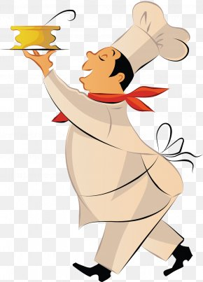 Chef - Pizza Chef Cooking Clip Art PNG
