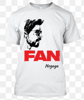Shah Rukh Khan - T-shirt Hoodie Clothing Sneakers PNG