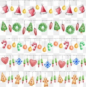 Watercolor Winter Background - Watercolour Flowers Watercolor Painting Christmas Lights Clip Art PNG
