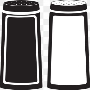 Salt Cliparts - Chili Con Carne Black Pepper Salt And Pepper Shakers Clip Art PNG