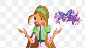 Season 7 Winx ClubSeason 2 DrawingSchool Season - Flora Bloom Winx Club PNG