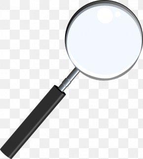 Cartoon Magnifying Glass - Magnifying Glass Google Text Clip Art PNG