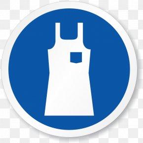 Ppe Symbols - Personal Protective Equipment Apron Symbol Sign Clip Art PNG