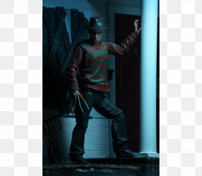 Freddy Krueger National Entertainment Collectibles Association A Nightmare On Elm Street Action & Toy Figures Film PNG