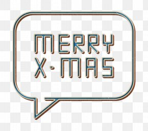 Rectangle Text Icon - Christmas Icon Conversation Icon Greeting Icon PNG