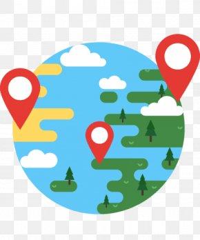 Tourism - Digital Marketing Service Web Page PNG