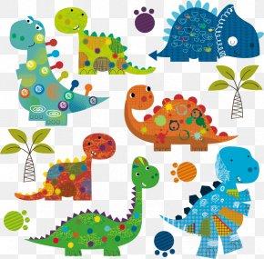 Dinosaurs Vector - Dinosaur Euclidean Vector Vecteur PNG