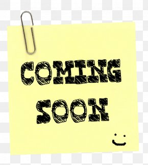 Coming Soon - Logo Brand Rectangle Font PNG