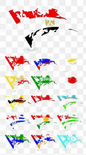 Scar Flag - Royalty-free Illustration PNG