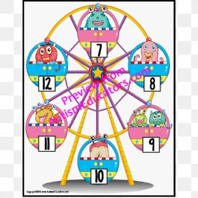 Ferris Wheel - Car Ferris Wheel Clip Art PNG