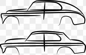 Car - Car Silhouette Drawing Clip Art PNG