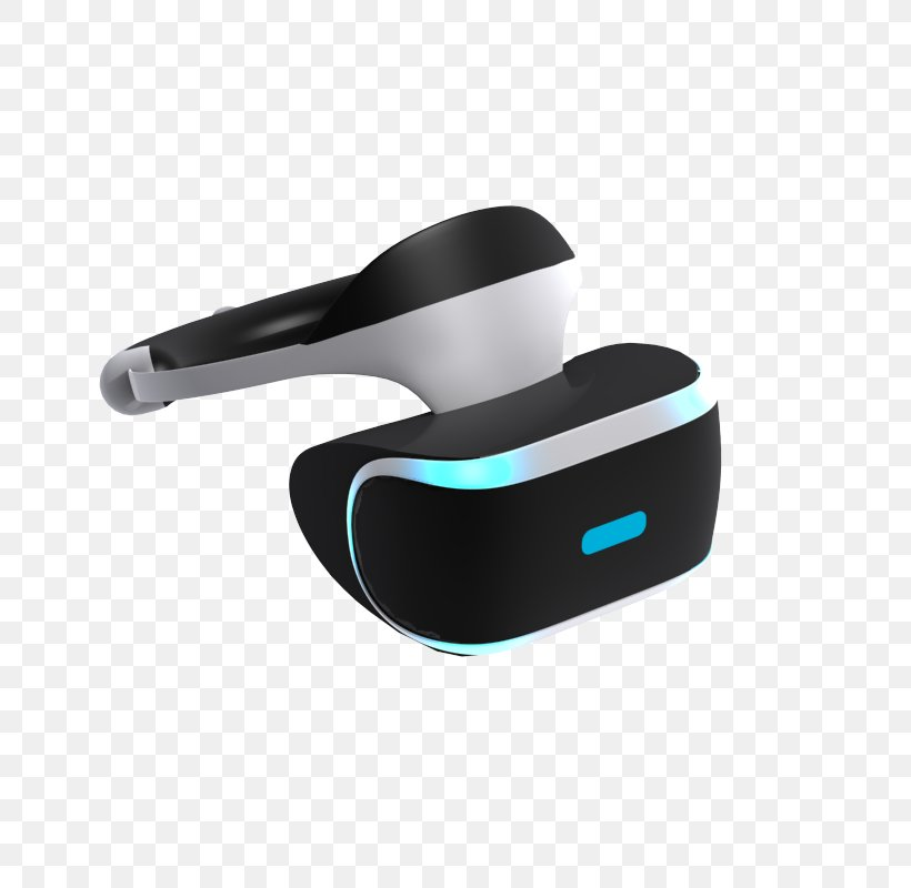 PlayStation VR Virtual Reality Headset Head-mounted Display PlayStation 4, PNG, 800x800px, Playstation Vr, Audio Equipment, Field Of View, Game, Hardware Download Free