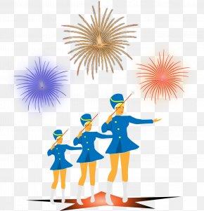Light Fireworks - Fireworks Clip Art PNG