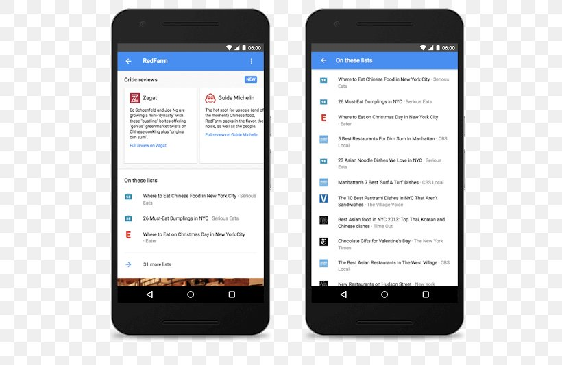 Google Search Restaurant Now