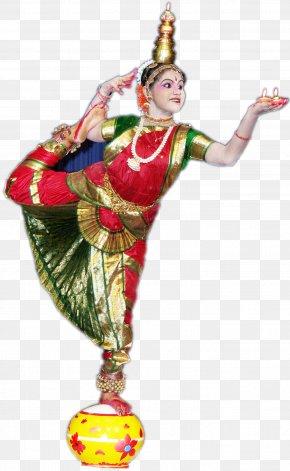 Navratri - Natya Shastra Performing Arts Dance Bharatanatyam Costume PNG