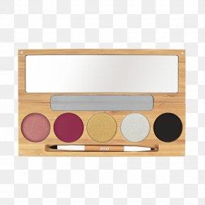Pallette - Zao MakeUp Cosmetics Eye Shadow Cruelty-free Zao Bamboo Box PNG