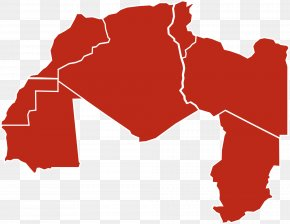 Africa - Algeria Western Sahara East Africa Map Maasai People PNG