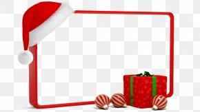 Santa Claus - Santa Claus Christmas Picture Frames Gift Clip Art PNG