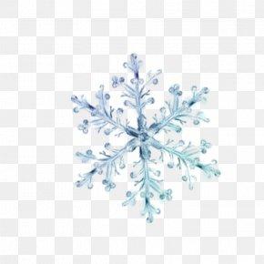 Snowflake - Snowflake Crystal PNG