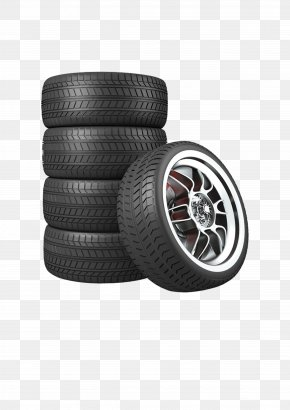 Car Tires - Car Spare Tire Wheel PNG