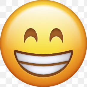Emoji - Emoji Happiness Emoticon Smiley PNG