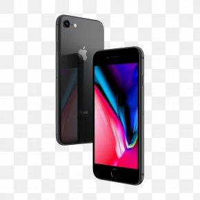 64 GBSpace GrayUnlockedGSMUK Import Smartphone Apple IPhone 8 64GB Space GrayPhone Review - Apple IPhone 8 PNG