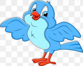 Bird Cartoon - Bird Flight Clip Art PNG