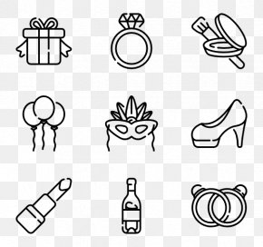 Bachelorette - Icon Design Desktop Wallpaper Clip Art PNG