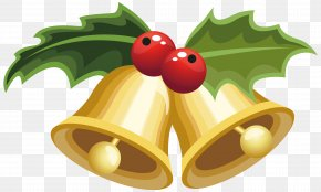 Mistletoe Cliparts - Mistletoe Christmas Phoradendron Tomentosum Candy Cane Clip Art PNG