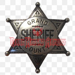 United States - United States Marshals Service Sheriff American Frontier Badge PNG