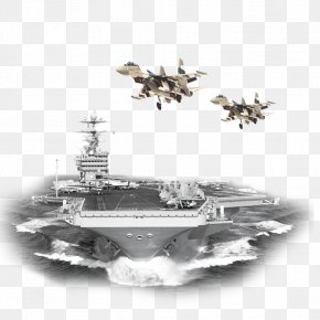 Military - Aircraft Carrier USS Kitty Hawk United States Navy Battleship PNG