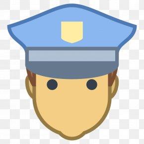 Policeman - Police Officer Badge PNG