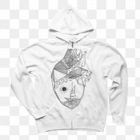 T-shirt - Hoodie T-shirt Zipper Tołstojówka Design By Humans PNG