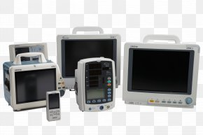 Medical Equipments - Medical Equipment Electrocardiography Electronics Hospital Patient PNG