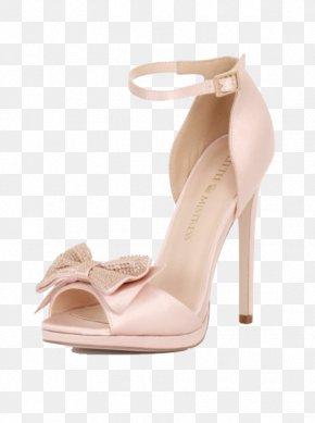 Satin Sandal HD - Sandal United Kingdom Shoe High-heeled Footwear PNG