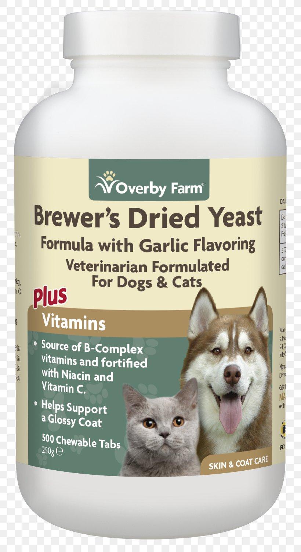 Flea Treatments Dog Cat Brewer's Yeast