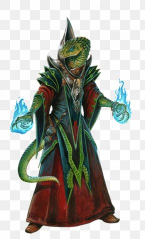 Lizard Warlock - Pathfinder Roleplaying Game Dungeons & Dragons Role-playing Game Paizo Publishing Dungeon Crawl Classics PNG