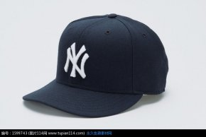 Black Cap - New York City New Era Cap Company Hat New York Yankees PNG