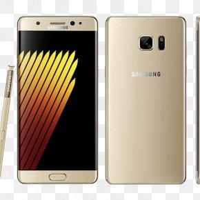 Smartphone - Samsung Galaxy Note 7 Samsung Galaxy S7 Smartphone Samsung Galaxy Note FE PNG
