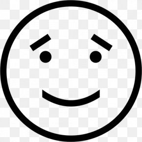 Smiley - Smiley Sadness Emoticon Clip Art PNG