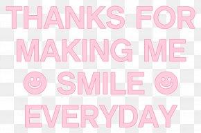 Line - Logo Brand Font Pink M Line PNG